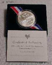 1991-1995 World War II 50th Anniversary Commemorative Uncirculated Silver Dollar