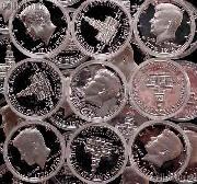 1976-S Kennedy SILVER Half Dollar - Proof in Capsule