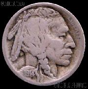 1914-D Buffalo Nickel G-4 or Better Indian Head Nickel