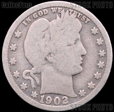 1901-S Barber Half Dollar G-4 or Better Liberty Head Half Dollar