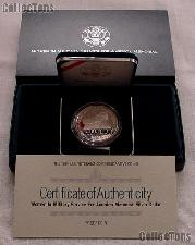 1994-P Women in Military Service Memorial Commemorative Gem Proof Silver Dollar