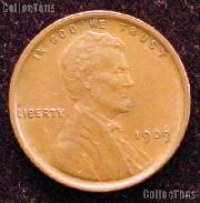 1909 Wheat Penny Lincoln Wheat Cent Circulated G-4 or Better