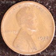 1923-S Wheat Penny Lincoln Wheat Cent Circulated G-4 or Better