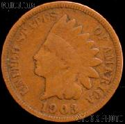1903 Indian Head Cent Variety 3 Bronze G-4 or Better Indian Penny
