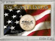 Harris 2x3 Small Dollar Holder for Sacagawea DOLLARS