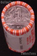 2011-D Mississippi Vicksburg National Park Quarters Bank Wrapped Roll 40 Coins GEM BU