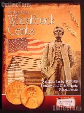 Wheatback Cents Album by Cornerstone 1909-1958 P D & S