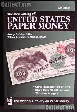 Standard Catalog of United States Paper Money 30th Edition by George S Cuhjah - Paperback