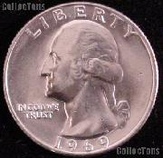 1969 Washington Quarter Gem BU (Brilliant Uncirculated)