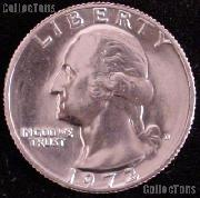 1972-D Washington Quarter Gem BU (Brilliant Uncirculated)