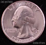 1976-D Washington Quarter Gem BU (Brilliant Uncirculated)
