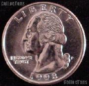 1998-P Washington Quarter Gem BU (Brilliant Uncirculated)