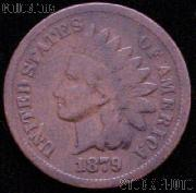 1879 Indian Head Cent Variety 3 Bronze G-4 or Better Indian Penny