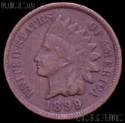1899 Indian Head Cent Variety 3 Bronze G-4 or Better Indian Penny