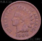 1900 Indian Head Cent Variety 3 Bronze G-4 or Better Indian Penny