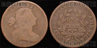 Draped Bust Large Cent 1796-1807