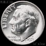 1971-D Roosevelt Dime Gem BU (Brilliant Uncirculated)