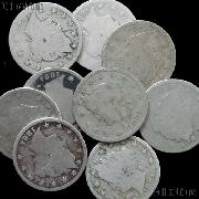 1884 Liberty Head V Nickel - Better Date Filler