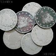 1888 Liberty Head V Nickel - Better Date Filler