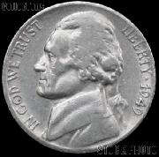 1949 Jefferson Nickel Circulated G-4 or Better