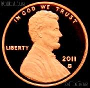 2011-S Lincoln Shield Cent * PROOF Lincoln Union Shield Penny