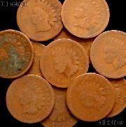 1873 Indian Head Cent - Better Date Filler