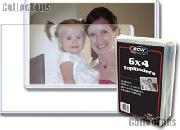 Photo Sleeve 6x4 by BCW 25 Pack 6 x 4 Topload Holders