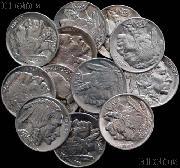 Buffalo Nickel - AU+ Condition