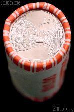 2011-P Oklahoma Chickasaw National Park Quarters Bank Wrapped Roll 40 Coins GEM BU