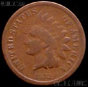 1872 Indian Head Cent Variety 3 Bronze G-4 or Better Indian Penny