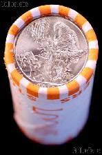 2012-D Puerto Rico El Yunque National Park Quarters Bank Wrapped Roll 40 Coins GEM BU
