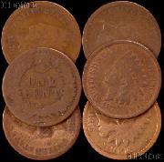 1876 Indian Head Cent - Better Date Filler