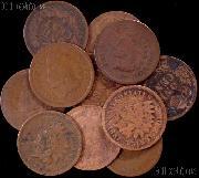 1867 Indian Head Cent - Better Date Filler