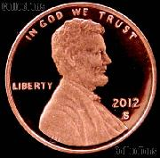 2012-S Lincoln Shield Cent * PROOF Lincoln Union Shield Penny