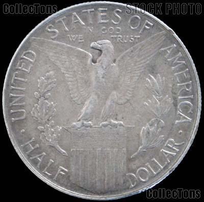 Panama-Pacific Exposition Silver Commemorative Half Dollar (1915) in XF+ Condition