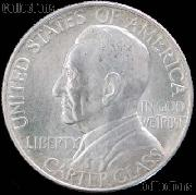 Lynchburg Virginia Sesquicentennial Silver Commemorative Half Dollar (1936) in XF+ Condition