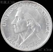 Daniel Boone Bicentennial Silver Commemorative Half Dollar (1934-1938) in XF+ Condition