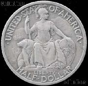 San Diego California Pacific International Exposition Commemorative Silver Half Dollar (1935-1936) in XF+ Condition