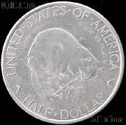Albany New York Charter 250th Anniversary Silver Commemorative Half Dollar (1936) in XF+ Condition