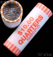 2012 P & D New Mexico Chaco Culture National Park Quarter Bank Wrapped Rolls 80 Coins GEM BU