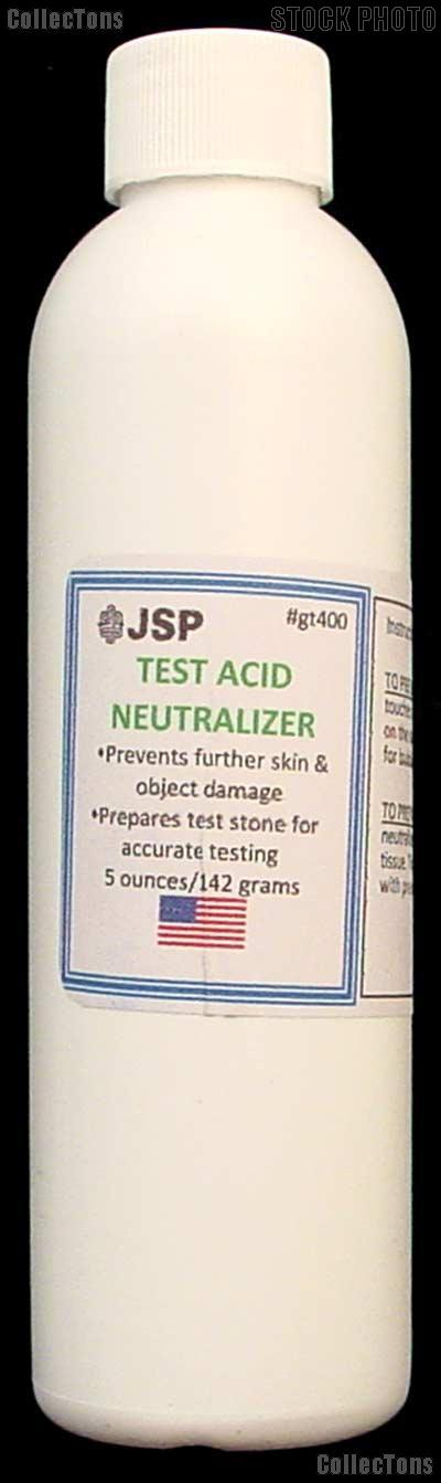 Test Acid Neutralizer Solution
