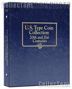 20th & 21st Century U.S. Type Set Whitman Classic Album #3688