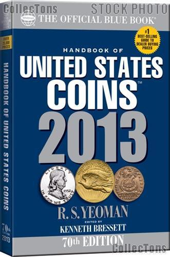 Whitman Blue Book United States Coins 2013 - Paperback SALE