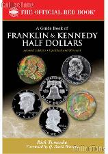 A Guide Book of Franklin & Kennedy Half Dollars Second Edition by Rick Tomaska - Paperback