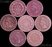 1859 Indian Head Cent COPPER-NICKEL - Better Date Filler