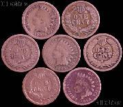 1864 Indian Head Cent COPPER-NICKEL - Better Date Filler
