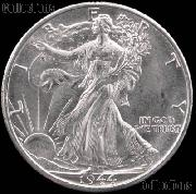 1944-S Walking Liberty Silver Half Dollar * Choice BU 1944 Walker