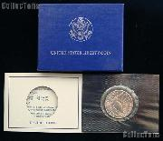1986-D Statue of Liberty Commemorative Uncirculated Clad Half Dollar