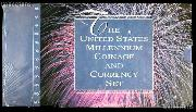 United States Millennium Coinage and Currency Set - Sealed