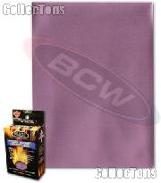 Tournament Sleeves for Trading Card Games - Pink Pack of 100 by Max Protection